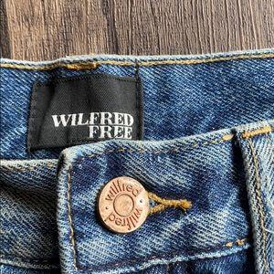 Wilfred Free boyfriend shorts size 29
